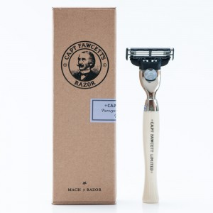 Captian Fawcetts Finest Hand Crafted Mach3 Razor1 300x300 Contact Us