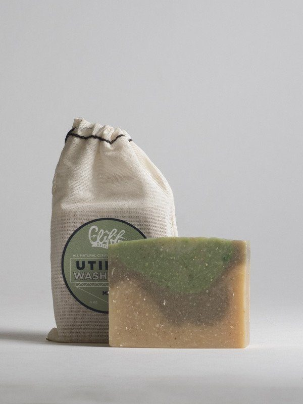 Cliff Original Mint Utility Wash Brick 2