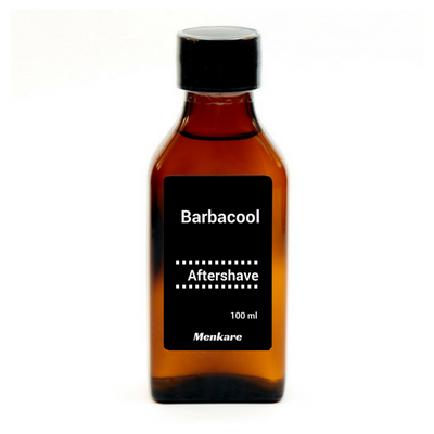 Menkare Barbacool Aftershave