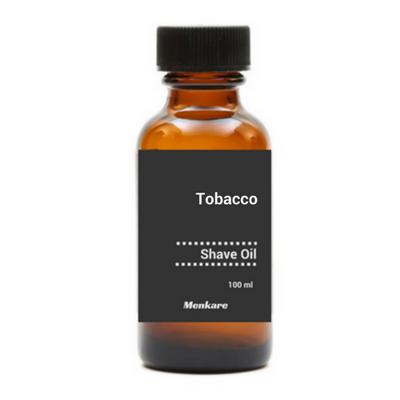 Menkare Tobacco Pre-Shave Oil