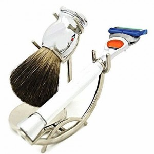 Razor MD iGRIP Chrome Shave Set 5 Blade 300x300 Home