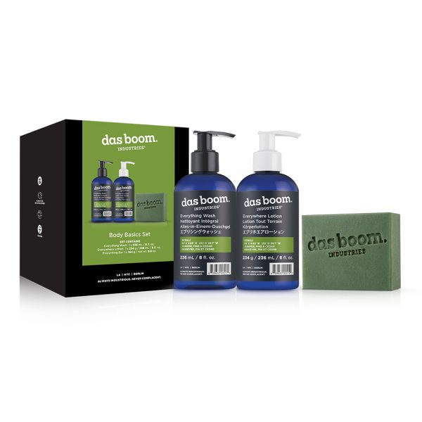 Body Wash Set