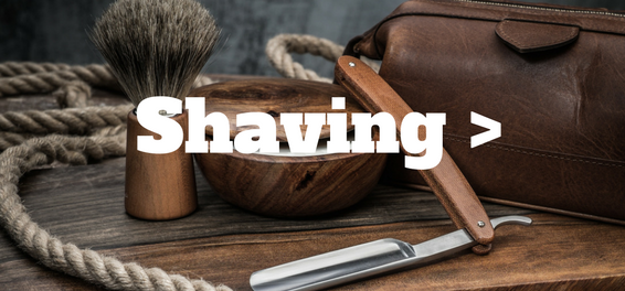 Shaving Menkare Home